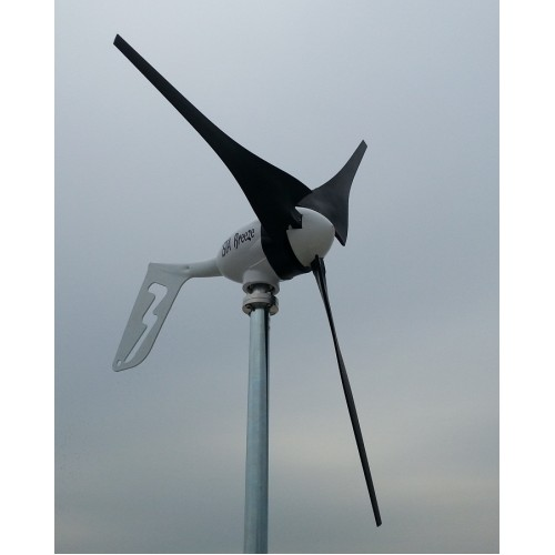Tuulivoimala Mökille